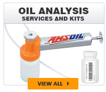Link to AMSOIL Analysis Kits & Services