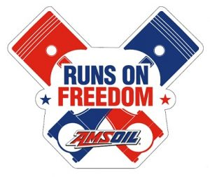 AMSOIL Runs On Freedom