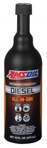 AMSOIL Diesel All-In-One Bottle