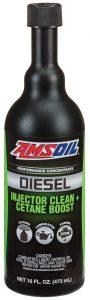 Diesel Injector Clean + Cetane Boost Image