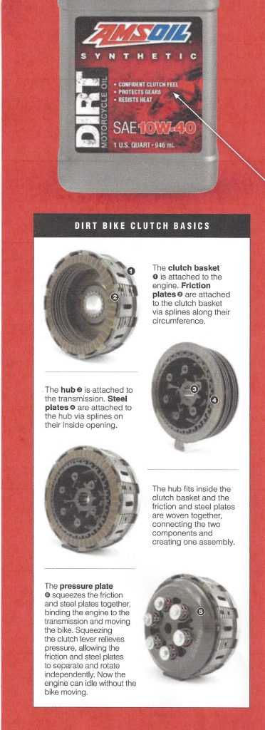 Dirt Bike Clutch Basics