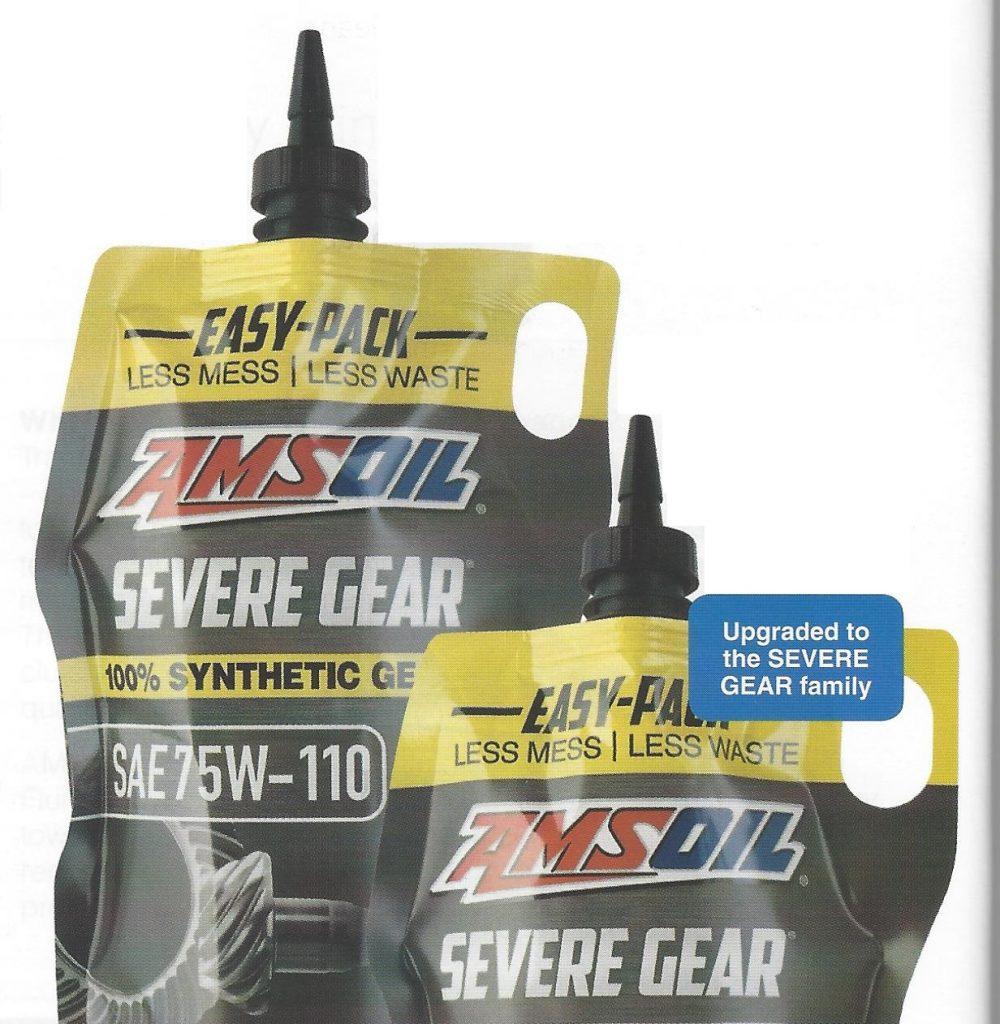 AMSOIL Severe Gear Easy-Packs