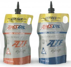 New Easy-Pack ATF Quarts