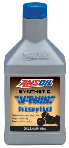 AMSOIL MVP Synthetic V-Twin Primary Fluid
