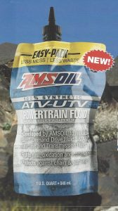 AMSOIL ATV/UTV Powertrain Fluid (AUPT)