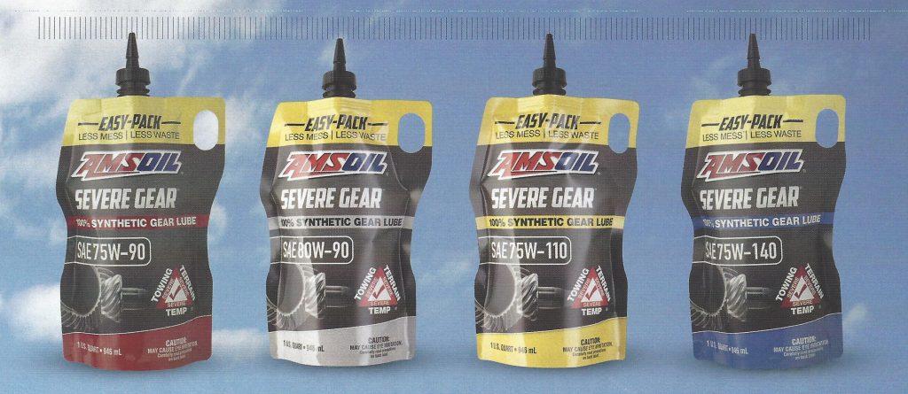 AMSOIL Severe Gear Easy Packs
