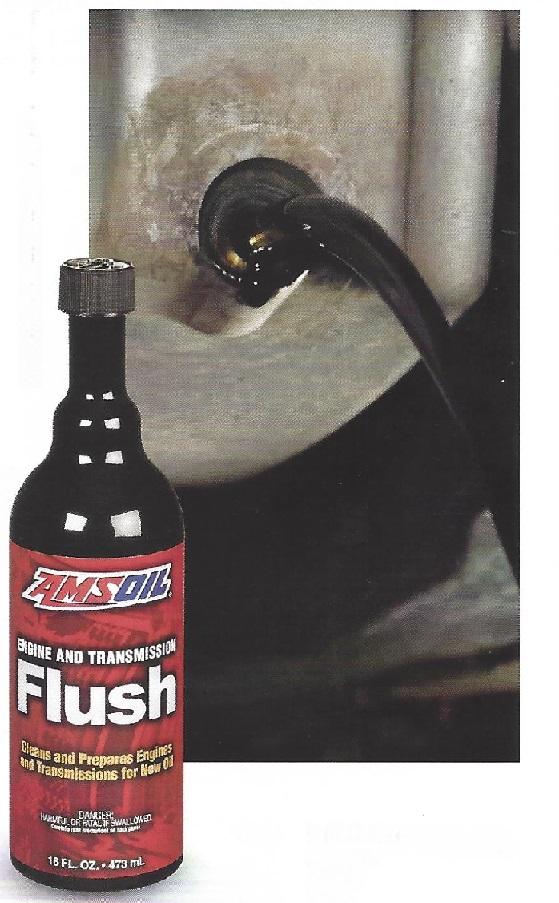 AMSOIL Engine And Transmission Flush