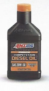 AMSOIL DOMINATOR® 20W-50 Synthetic Competition Diesel Oil (DCO)