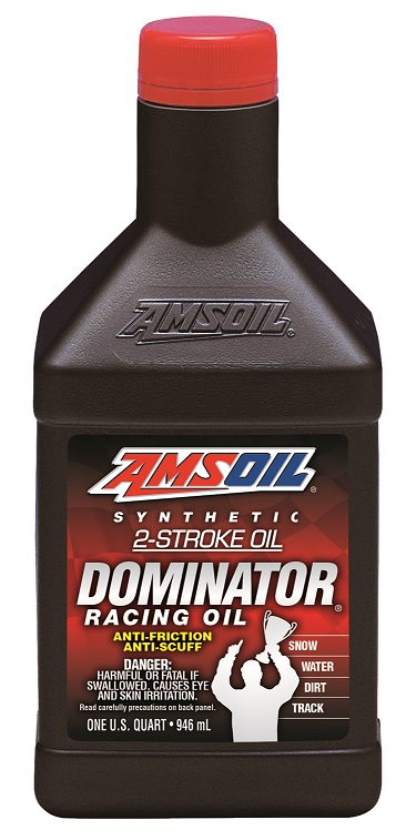 AMSOIL Dominator 2-Stroke Racing Oil