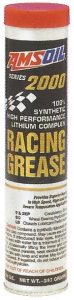 AMSOIL Series 2000 100% Synthetic High Performance Lithium Complex Racing Grease - Cartridge