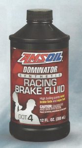 AMSOIL Dot 4 Racing Brake Fluid