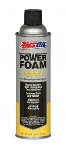 Can of AMSOIL Power Foam