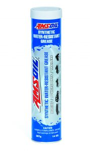 14 oz Cartridge of AMSOIL Water Resistant Grease (GWR)